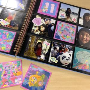 真四角写真でつくる絵本のようなアルバム!