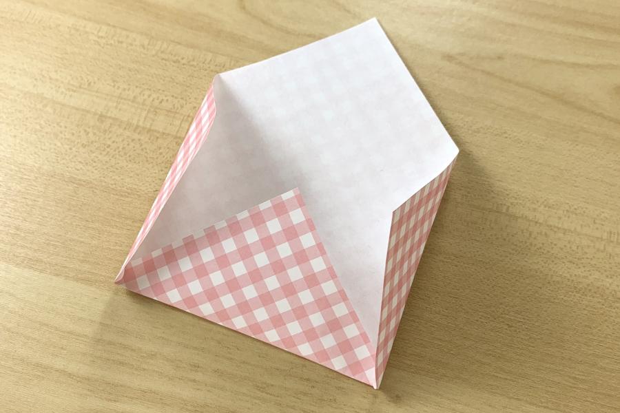 アルバム作り方:封筒をつくる①