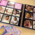 生まれてから1stバースデーまで!366枚の写真でまとめる成長記録アルバム!