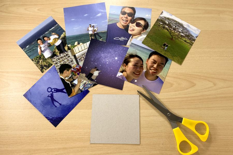 アルバム作り方:写真を用意する【L判印刷の場合】