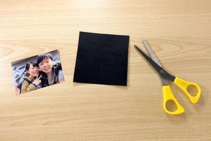 アルバム作り方:写真を用意する①【タイトルページ用】