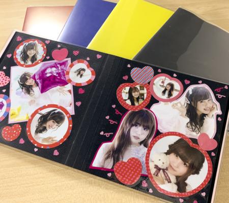 推しのアイドルの誕生日をお祝いしよう!推しカラーで作るアルバム