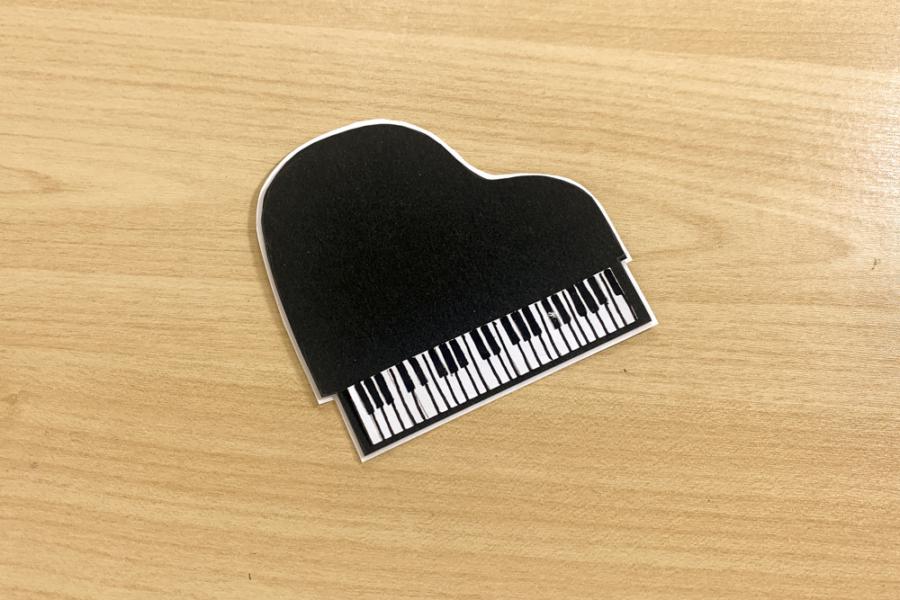 アルバム作り方:ピアノ③【ポイント】