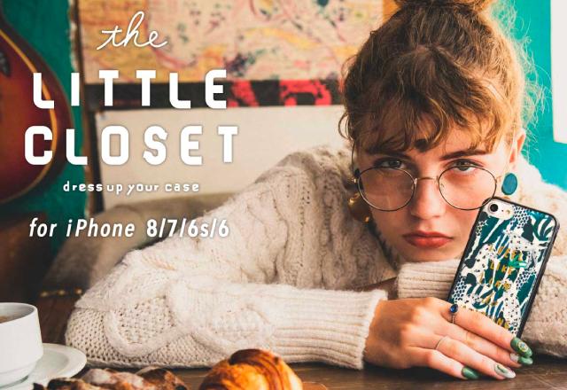 着せ替えiPhoneケース - the LITTLE CLOSET