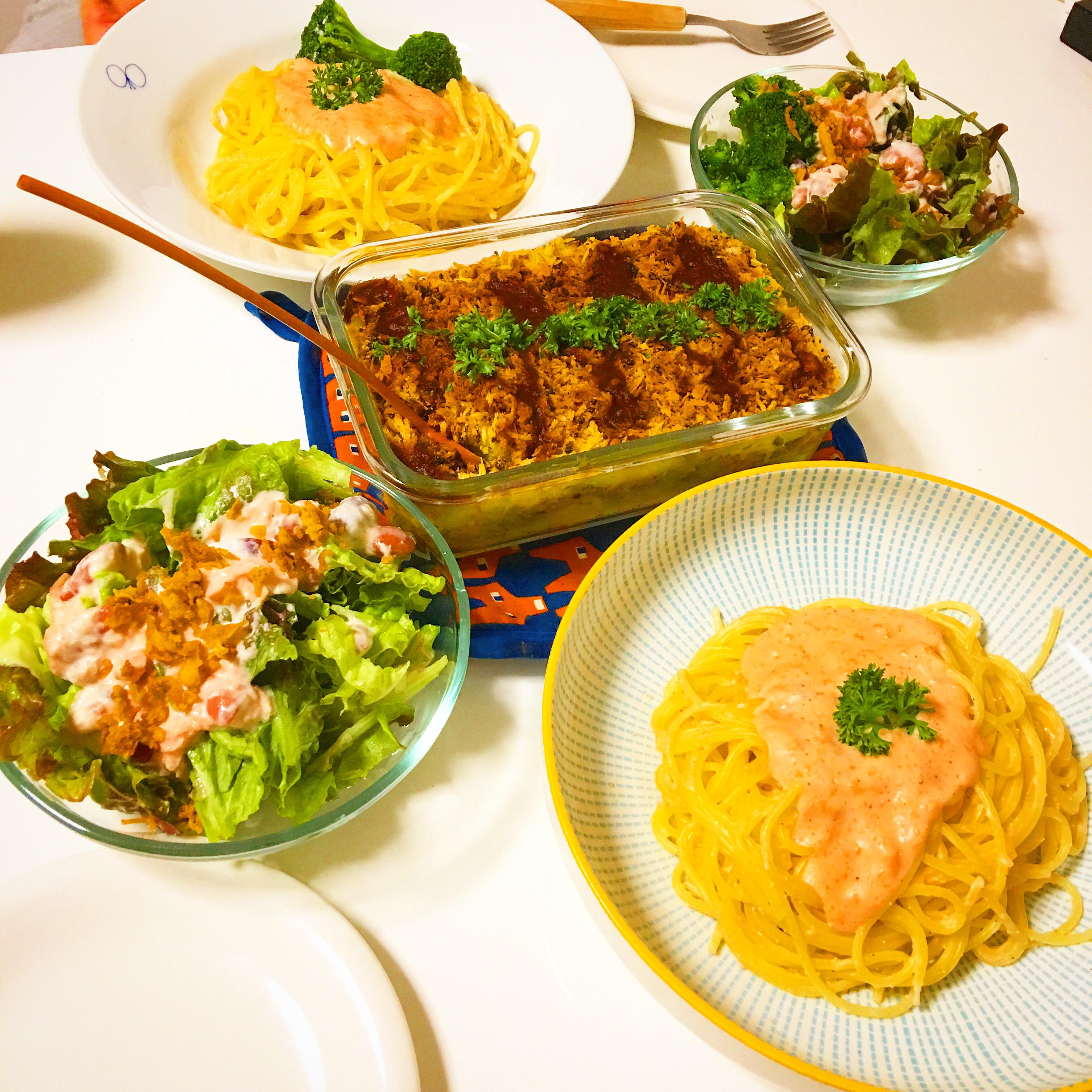 いくみちゃんの料理