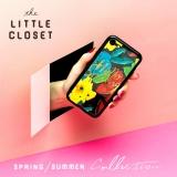 『LITTLE CLOSET』 iPhoneケース