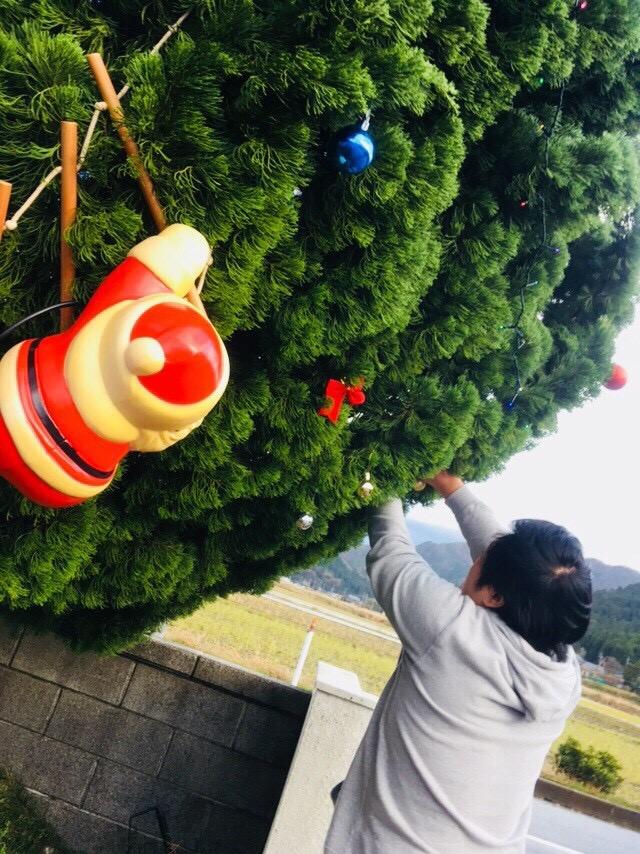 クリスマスツリー オーナメント 飾り付け
