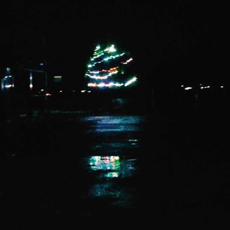 小浜 クリスマスツリー ライトアップ