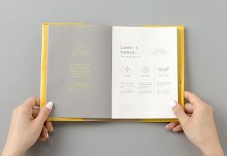 ビジネス手帳として使えるSUNNY手帳