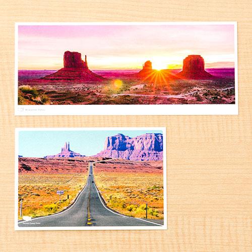 絶景パノラマポストカード