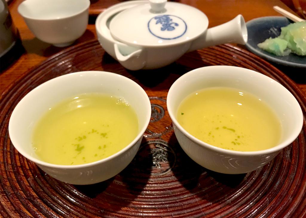 一保堂 煎茶 新茶飲み比べ