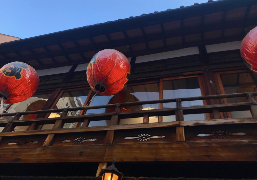 京極かねよ 2階