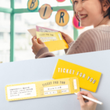 TICKET CARD